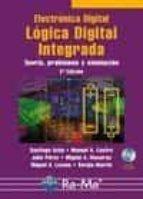 electronica digital logica digital integrada: teoria, problemas y simulacion-santiago et al. acha-9788478979677
