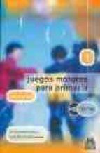 juegos motores para primaria 6 a 8 años (incluye cd-rom)-jose sanchez rodriguez-jesus carmona bustamante-9788480197977