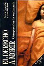 derecho a morir-derek humphry-9788483109977