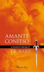 amante confeso j. r. ward 9788483650677