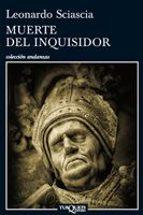 muerte del inquisidor leonardo sciascia 9788483833377
