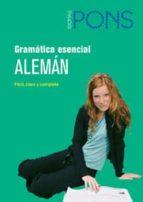 gramatica esencial aleman-9788484432777