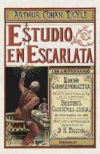 el estudio en escarlata arthur conan doyle 9788490321577