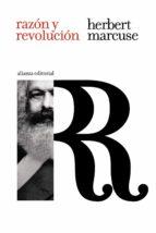 razon y revolucion: hegel y el surgimiento de la teoria social-herbert marcuse-9788491047377