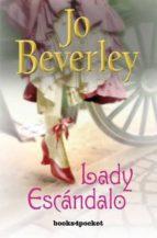 lady escandalo-jo beverley-9788492516377