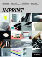 imprint: diseño de libros, folletos y catalogos 9788492810277