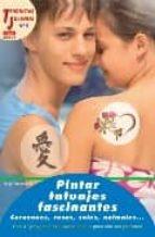 pintar tatuajes fascinantes: corazones, rosas, soles, animales... janja grossmann 9788496550377