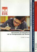 metodo eos: comprension de textos (6ª ed) jesus garcia vidal daniel gonzalez manjon 9788497271677