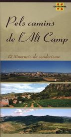 pels camins de l alt camp: 12 itineraris de l alt camp 9788497912877
