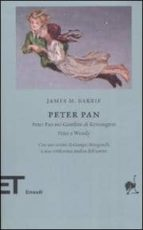 peter pan peter pan nei giardini di kensington peter e wendy james matthew barrie 9788806195977