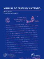 manual de derecho sucesorio (ebook) marisa herrera maría victoria pellegrini 9789502346977