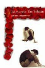 amores imperfectos-edmundo paz soldan-9789505115877