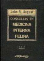 consultas en medicina interna felina-john r. august-9789505551477
