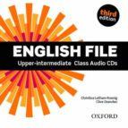 english file: upper intermediate: class audio cds 9780194558587