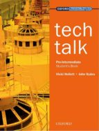 tech talk: pre-intermediate student s book-vicki hollett-9780194574587