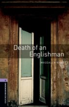 death of an englishman (obl 4: oxford bookworms library)-9780194791687