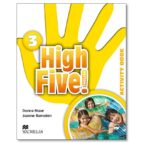 high five! english 3 activity book pack-9780230464087