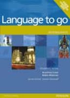 language to go. students  book with phrasebook (intermediate)-araminta crace-robin wileman-9780582403987