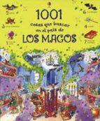 1001 cosas que buscar en el pais de los magos-9781409525387