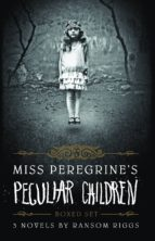 miss peregrine s peculiar children boxed set ransom riggs 9781594748387