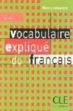 vocabulaire explique deb 2005 9782090331387