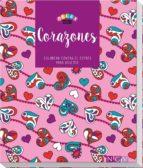 corazones (libros para colorear) 9783869416687