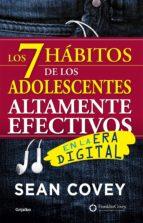 los 7 hábitos de los adolescentes altamente efectivos (ebook) sean covey 9786073131087