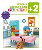 crece y aprende con pocoyo (+2): cuadernos de actividades-9788408141587