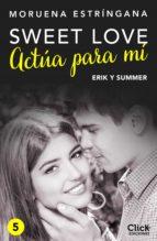actúa para mí (ebook)-moruena estringana-9788408178187