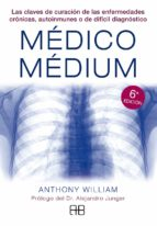 médico médium william anthony 9788415292487