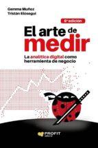 el arte de medir (ebook)-gemma muñoz vera-tristan elosegui-9788415330387
