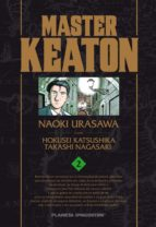 master keaton nº 2-naoki urasawa-9788415480587