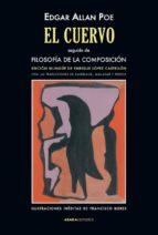 el cuervo seguido de filosofia de la composicion (ed. bilingüe) edgar allan poe 9788416160587