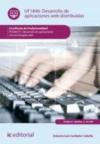 desarrollo de aplicaciones web distribuidas. ifcd0210 (ebook)-antonio luis cardador cabello-9788416433087