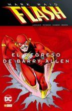 flash de mark waid: el regreso de barry allen-mark waid-9788417106287