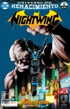 nightwing nº 13/6 (renacimiento)-tim seeley-michael mcmillian-9788417243487