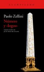 numero y logos-paolo zellini-9788417346287