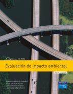 evaluacion de impacto ambiental (incluye cd rom) 9788420543987