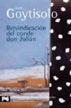 reivindicacion del conde don julian juan goytisolo 9788420638287