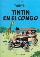 tintin en el congo (26ª ed.) 9788426107787