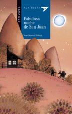 fabulosa noche de san juan joan manel gisbert 9788426351487