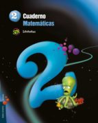 cuaderno 2 matemáticas 2º primaria proyecto superpixépolis-9788426395887