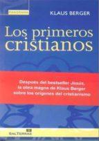 los primeros cristianos-klaus berger-9788429319187