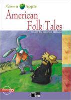 american folk tales (incluye audio cd) george gibson 9788431681487