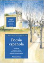 poesia española 9788431697587