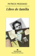 libro de familia patrick modiano 9788433979087