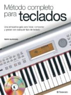 metodo completo para teclados (incluye cd) terry burrows 9788434227187