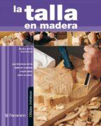 la talla en madera-medina ayllon-ayllon medina-9788434228887