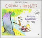 súper calvin y hobbes (tomo 10)-bill watterson-9788466652087