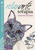 relaxarteterapia: libro para colorear-9788466658287